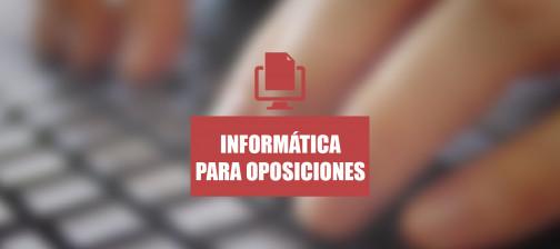 OPOVICTOR - OPOSICIONES INFORMÁTICA