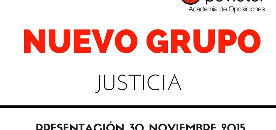 NUEVO GRUPO JUSTICIA