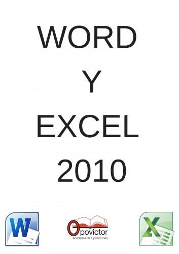 WORD Y EXCEL 2010
