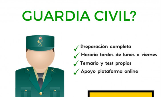 GUARDIA CIVIL 2016