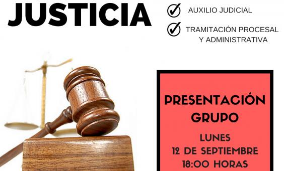 PRESENTACIÓN JUSTICIA 2016