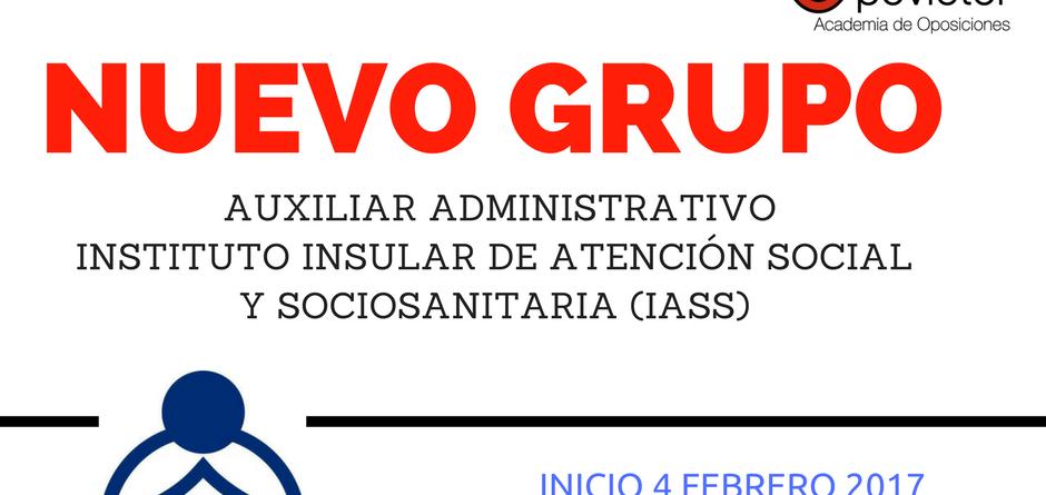 NUEVO GRUPO SABADO IASS