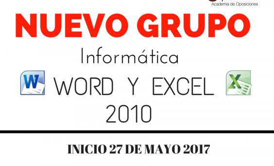 INFORMATICA SABADO MAYO 17