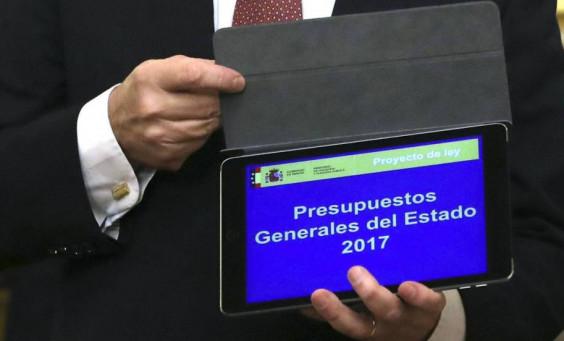 PRESUPUESTOS 2017