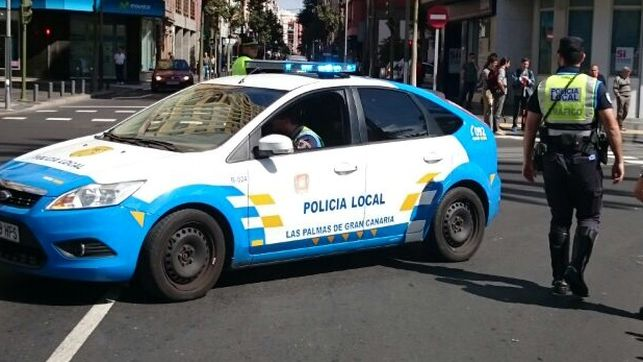 LAS PALMAS POLICIA LOCAL