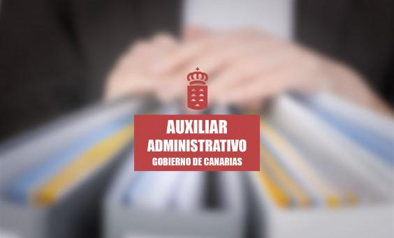 OPOVICTOR - AUXILIAR ADMINISTRATIVO GOBIERNO DE CANARIAS OPOSICIONES