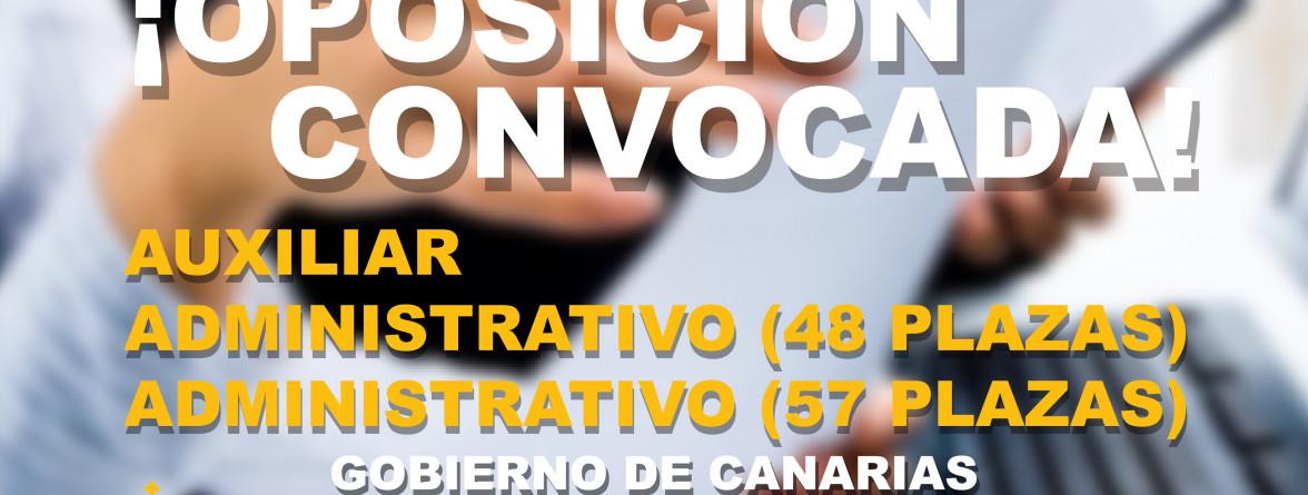 Oposicion convocada administrativo-01