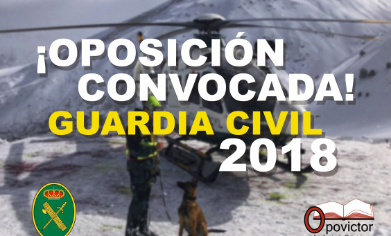 Oposicion convocada Guardia civil-01