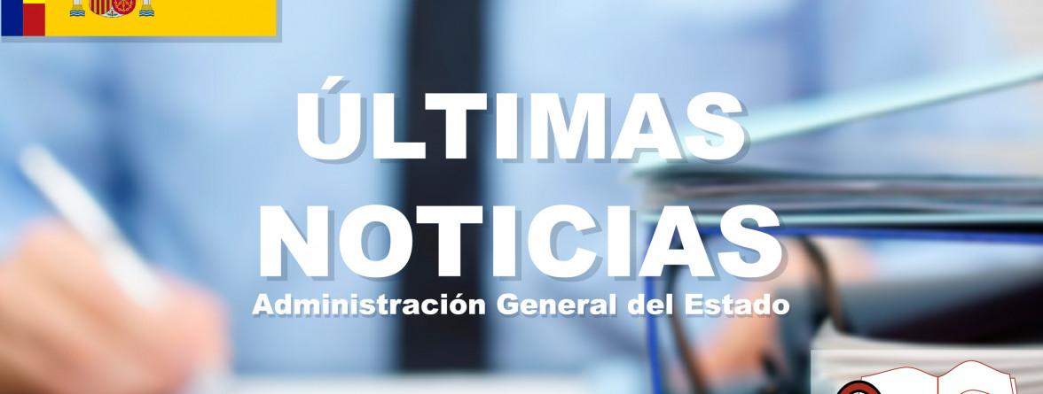 Ultimas Noticias Administracion general