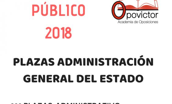 OFERTA EMPLEO PÚBLICO2018
