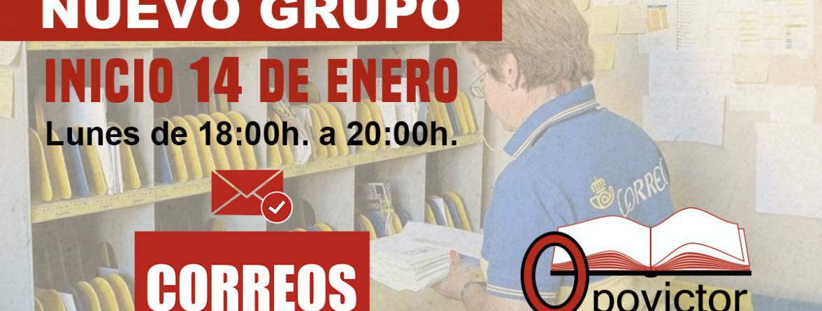 Correos New Group