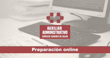 AuxAdm. SCS Preparación online. img web