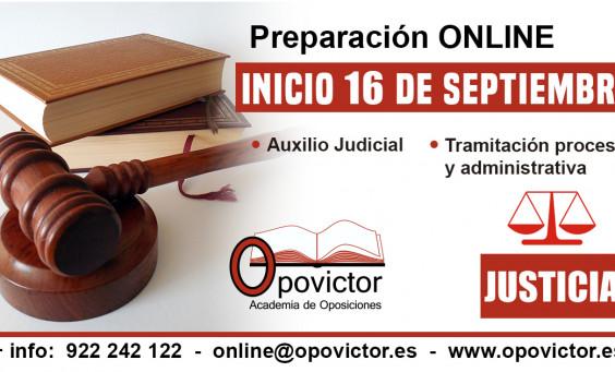Justica online 16.09