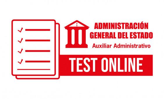 TEST ONLINE_AGE_ Aux.Adm