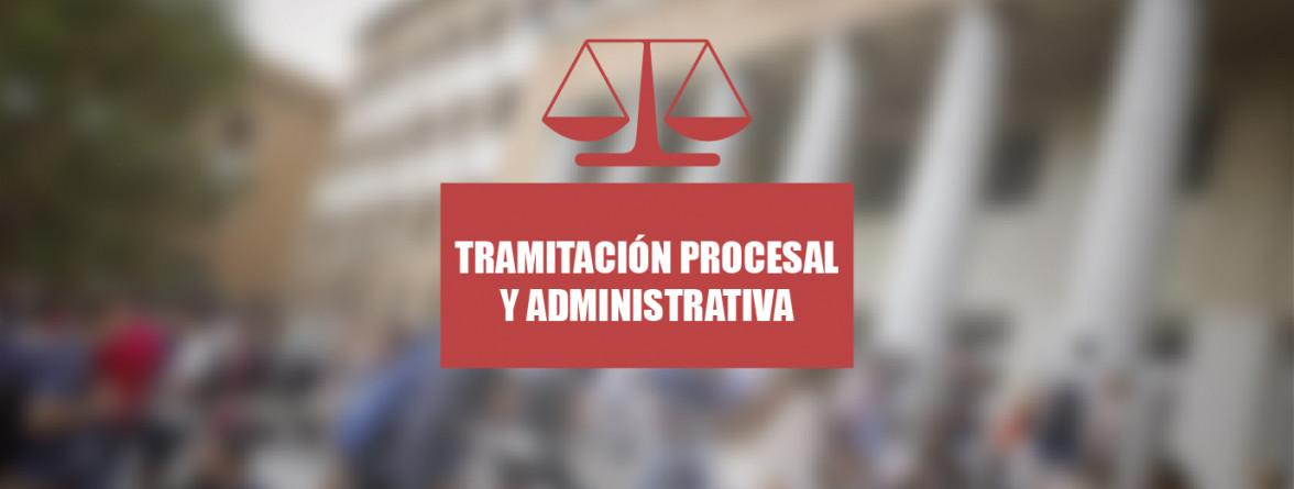 OPOVICTOR - OPOSICIONES TRAMITACIÓN PROCESAL ADMINISTRATIVA