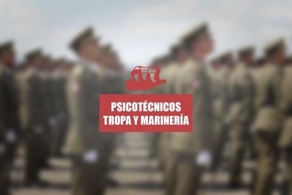 OPOVICTOR - PSICOTECNICOS TROPA MARINERIA OPOSICIONES