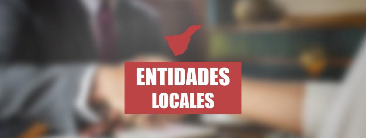 OPOVICTOR - entidades locales tenerife OPOSICIONES