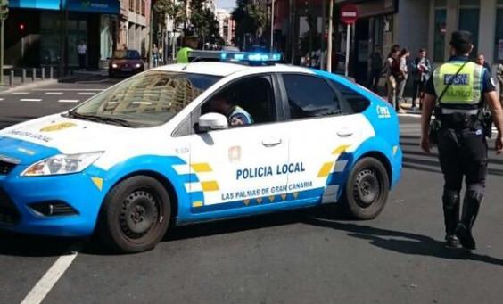 LAS PALMAS POLICIA LOCAL