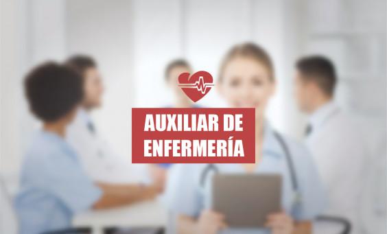 OPOVICTOR - OPOSICIONES AUXILIAR ENFERMARÍA