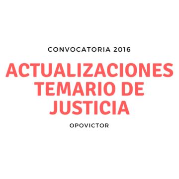 ACTUALIZACIONESTEMARIO DE JUSTICIA
