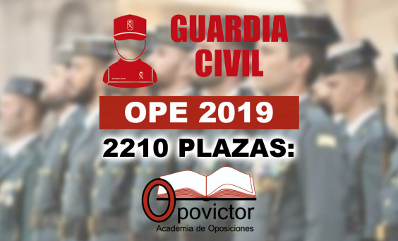 Ope 19 GUARDIA CIVIL