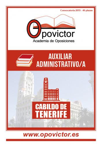 Portada Temario_Aux.Adm. Cabildo (40plazas)
